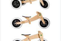 biciclettine, cavalcabili e carretti / Scopri tutta la nostra collezione: http://www.applepiebaby.it/cart.php?m=product_vendor_list&v=39 / by Apple Pie