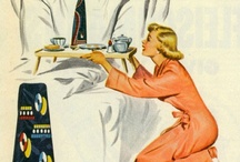 Vintage Ads & Things. / Sexist vintage ads and vintage items I've found. / by Yvonne Hess