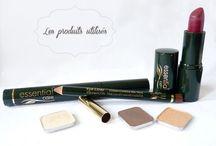 Make-up & care / Astuces, idées, inspirations, tests de produits, tuto en privilégiant les cosmétiques bio ou vegan