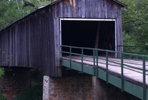Covered Bridges / Some of my favorite covered bridges.