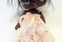 dolls - rag