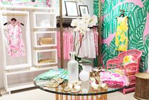 Lilly Pulitzer / by Courtney Hill