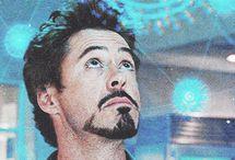 Tony Stark / Robert Downey Jr