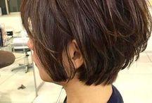 Hair in mind.
