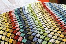 Granny's squares / Crochet