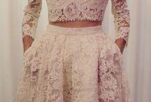 vitage klänningar & kjolar