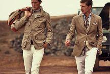 men's safari