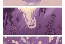 comics / sequential art /