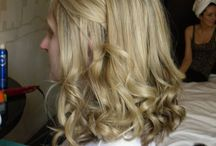 Bridesmaid hair by Oz @scissorsofoz