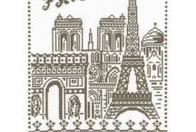 CROSS STITCH PARIS