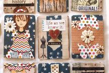 Crafty: pocket letters