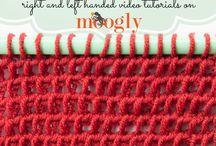 Crochet - Tunesian