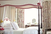 Guest room/beautiful beds / by Udine