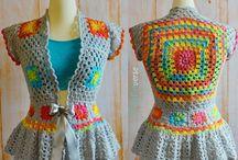 Crochet Patterns (Clothes)