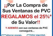 Ofertas AFA PVC / Ofertas