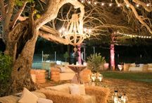 Cute outdoor parties