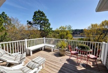 Decking Out (and Patios too!) / Decks, patios, and features of both that we love! / by The Cameron Team