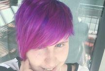 Meine Haare / Haarverlauf von 1 1/2 Monaten :)