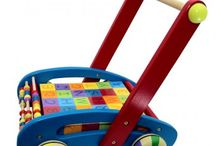 Baby baskets items / High end baby toys + more
