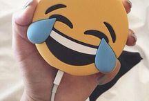 emojis póverbankok
