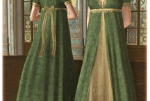 oude wetse jurken