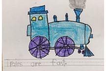 Steam Train / by Lyda Nijhuis van Berkel