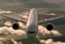 Самолеты..