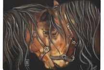 Horse Art and Accessories
