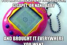 Growing up in the 90's!