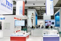 SFA - Mostra Convegno Expocomfort / Act Events Allestimenti fieristici Exhibition stand display