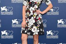 Venice Film Festival 2015. Best dressed.