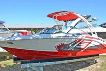 Largest Chaparral and Robalo Dealer in USA! / Take a stroll through everything Chaparral! Chaparral has been building quality family boats since 1965.  They still to this day hold the market share for many size and types of deck boats, bowriders, and runabouts. Chaparral boats are made with heart and soul. Many boat builders that work at the factory are second generation. It's a family company who build boats for your family. Get on the water in a beautifully engineered and constructed Chaparral boat!