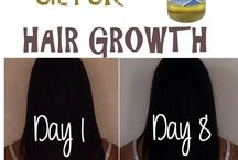 Healthier hair