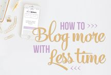 Blog Advice / Tips, testimonials, pod cast, videos and more with helpful blog advice including how to start, how to switch, how to make money and how to take a break from blogging.