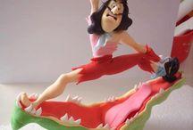 Figurki na torty