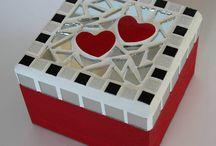 caja decorativq