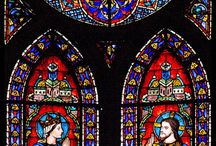 vetrata gotica