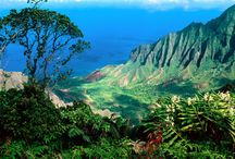 Places I'd Like to Go - Hawaii