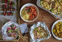 Cocinar: freezer to table