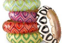 Bracelets  / My kind of bracelets..I have an arm candy obsession!  / by Leslie Littlefield Padolko