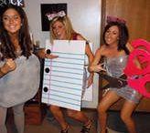 Diy group costume