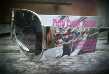 Bling Aviators / by Pistol Packin' Pretties