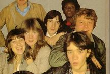 Grange Hill in the 80s / BBC TV Grange Hill series in the 1970s and 80s. / by SimplyEighties.com