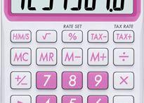 Kalkulatory / Standardowe, graficzne, z drukarką lub bez.