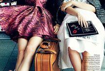 Ladies Travelling