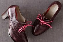 It's all about the brogues...work wear for autumn 2013