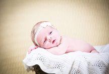 Newborn Photography / Aubrey's newborn family photography