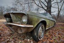 abonnded cars