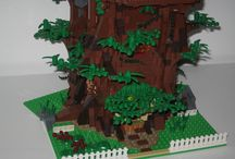 LEGO Tree MOC