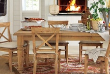 dining room / by Kathleen Cahill Perreault